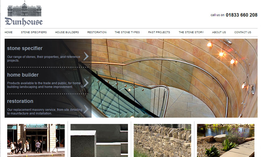 New Dunhouse site launched