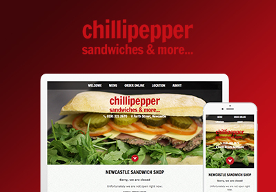 Chilli Pepper Sandwiches