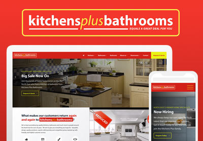 Kitchens plus Bathrooms