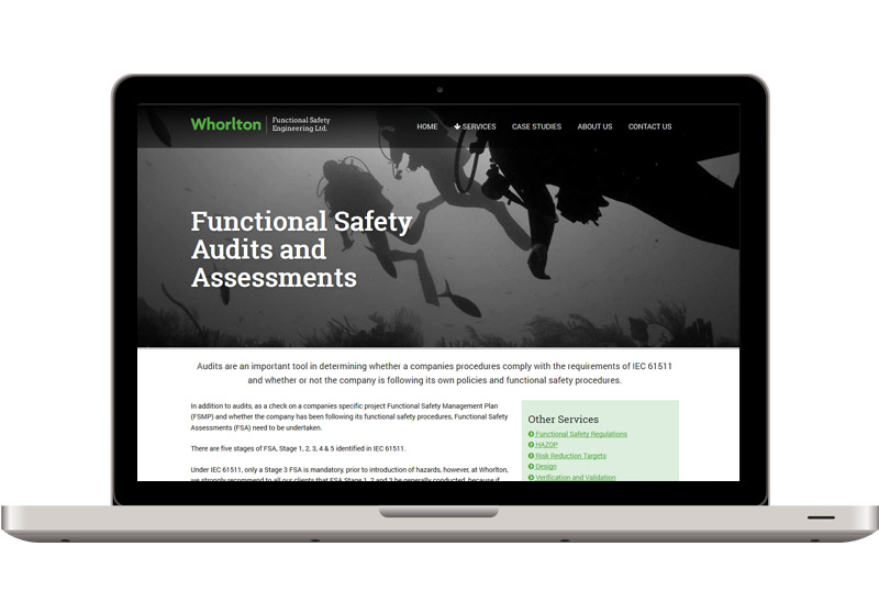 Whorlton Functional Safety