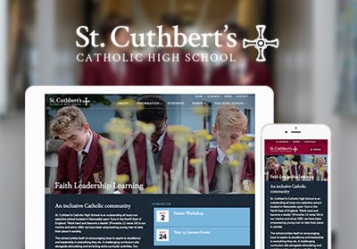 St Cuthberts High School