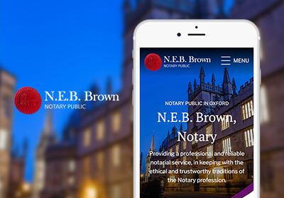 NEB Brown Notary
