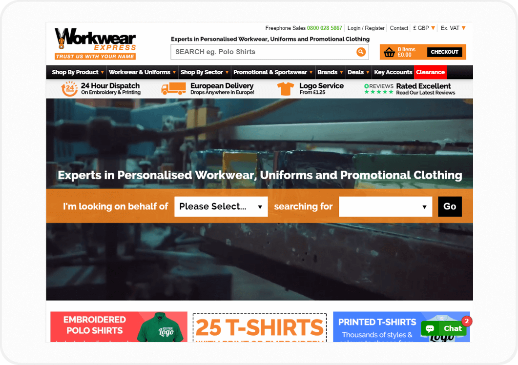 Workwear Express